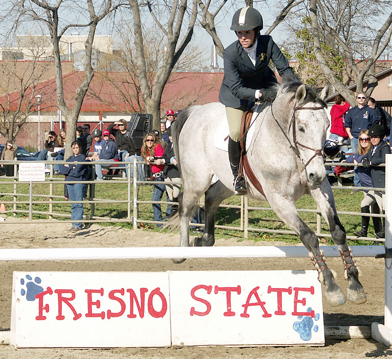 Equestrian Riders Aren 226 T Just Cowgirls The Collegian