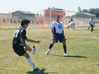 The Fresno State soccer club was founded in 2006. Founder and president Sunny Bal started a men's club team in fall 2007 that is associated with the soccer club. Fresno State used to support a NCAA men's soccer team on campus before budget cuts disbanded the team.
