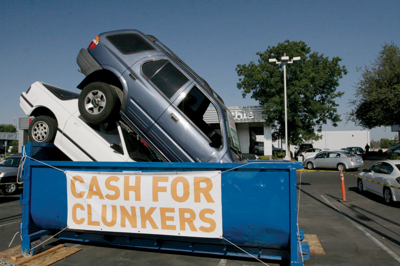 Cash For Clunkers >> Collegian wrap-up, summer news highlights - The Collegian