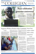 Collegian September 30th, 2011.