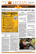 Collegian October 28th, 2011