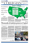 Collegian March 7th, 2012