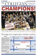 Collegian March 12th, 2012