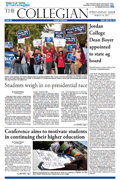 Collegian March 14th, 2012