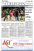 Collegian March 21st, 2012