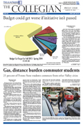 Collegian March 23rd, 2012