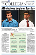 Collegian March 26th, 2012