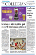 Collegian April 11th, 2012