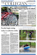 Collegian April 16th, 2012
