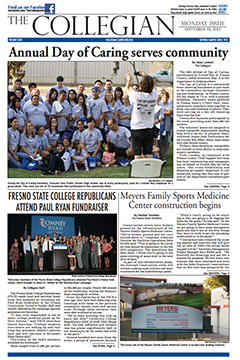 Collegian September 10, 2012.