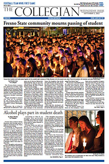 Collegian September 5, 2012.
