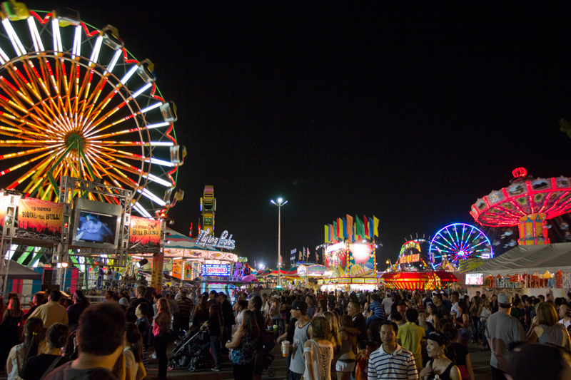 The Big Fresno Fair Comes To Town The Collegian