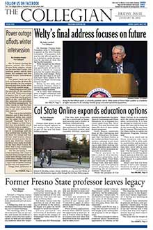 Collegian January 18, 2013