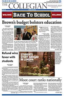Collegian January 23, 2013