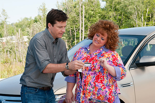 """Identity Thief"" stars Jason Bateman and Melissa McCarthy. Courtesy of Universal Pictures"