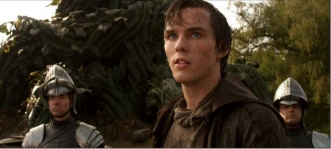 Jack the Giant Slayer stars Nicholas Hoult as the title character. Warner Bros. Picture/MCT