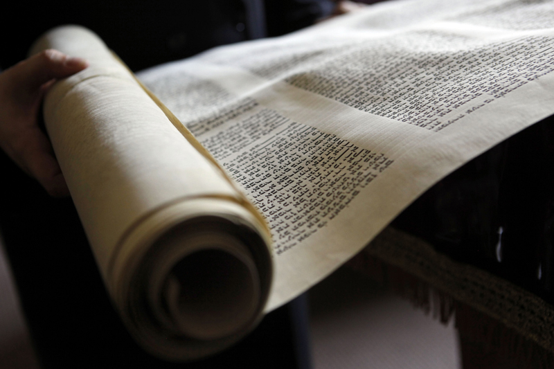 The Torah is the book central to the doctrine of the Jewish faith. Fresno State's Jewish Studies Certificate program introduces students to such facets of Jewish history and culture. McClatchy-Tribune