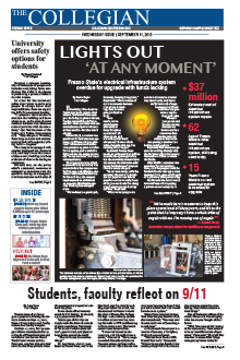 Collegian September 11, 2013