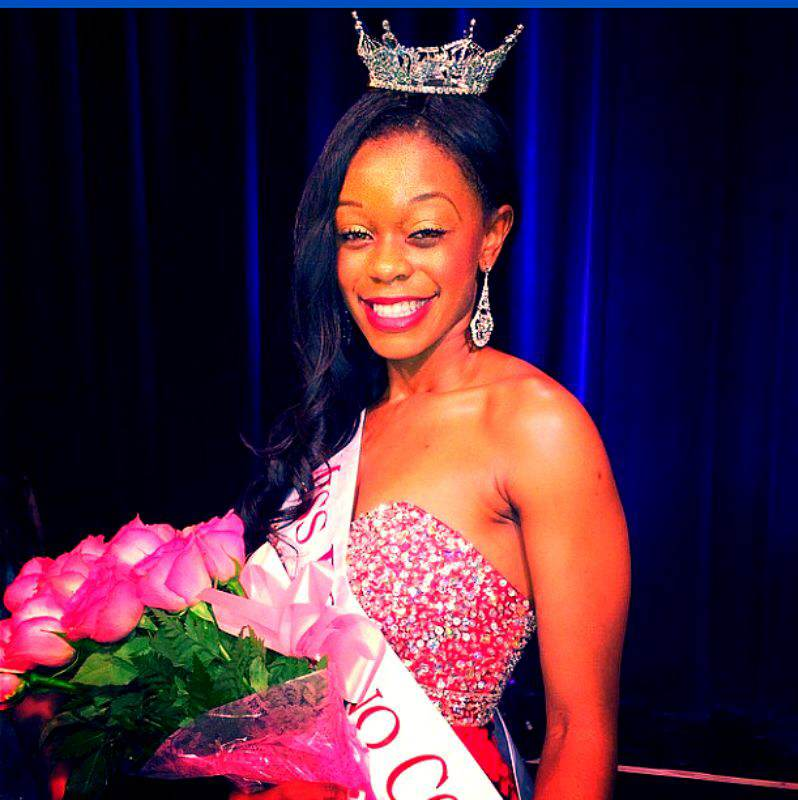 Focus Lee County >> Fresno State student wins Miss Fresno County - The Collegian
