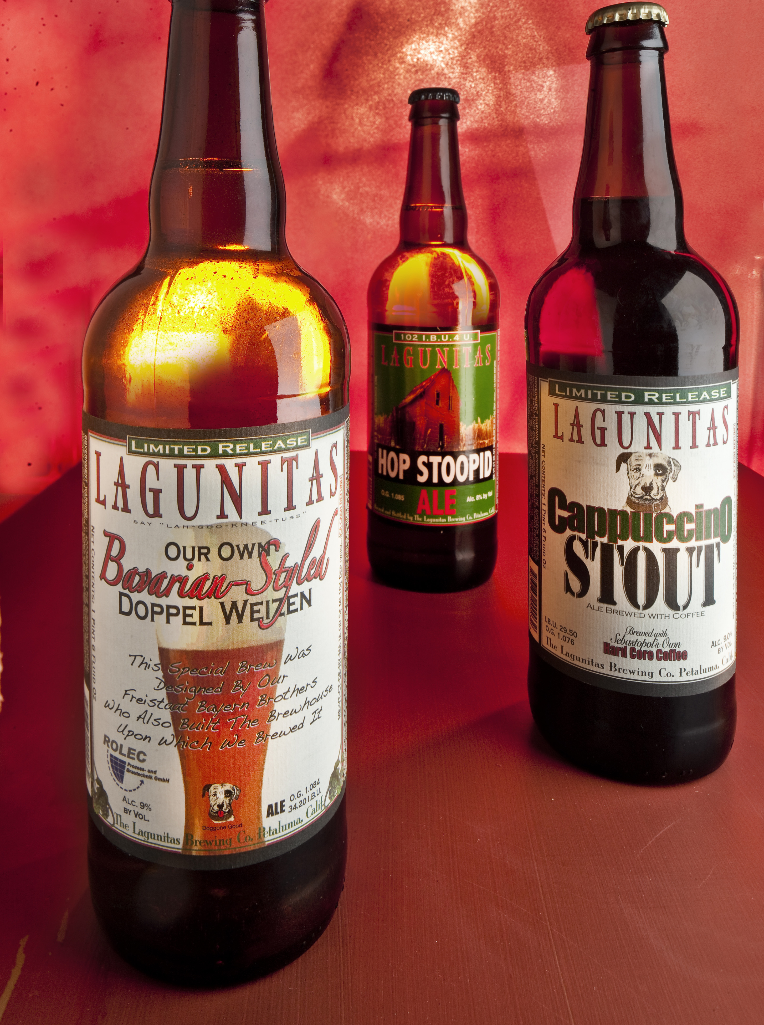 Brew Review: Lagunitas Brewing Company - The Collegian