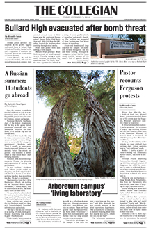 Collegian September 27, 2014