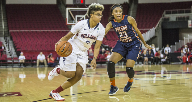 Women's Basketball: 'Dogs blow past Fresno Pacific in home opener