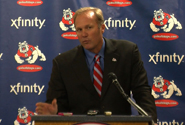 Fresno State hires new head football coach [video] article thumbnail mt-3