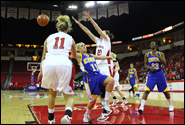 Women's Basketball vs. CSU Bakersfield [gallery] article thumbnail mt-3