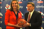 Raegan Pebley introduced as Women's Basketball Coach article thumbnail mt-3
