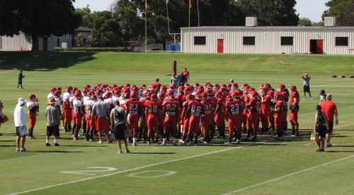 Football: Fresno State enters fall camp with 'higher baseline' article thumbnail mt-3