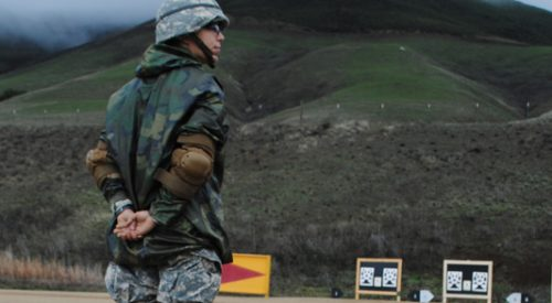 ROTC retreat builds leadership article thumbnail mt-3