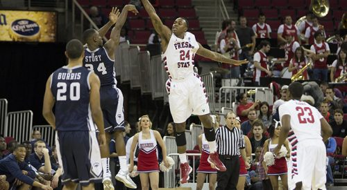 Men's Basketball: 'Dogs drop conference contest against Wolf Pack article thumbnail mt-3