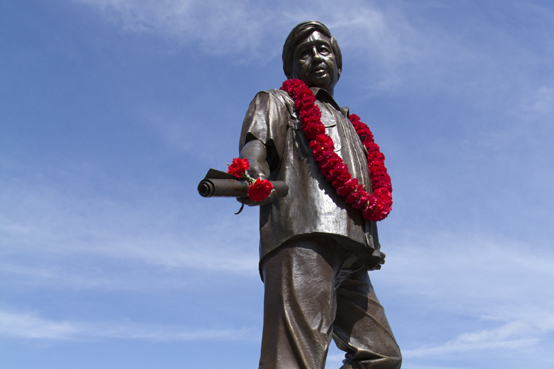 Cesar Chavez Day Celebrated The Collegian