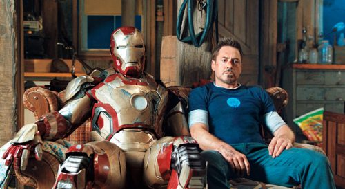 'Iron Man 3' review: Tony Stark can't save this story  article thumbnail mt-3