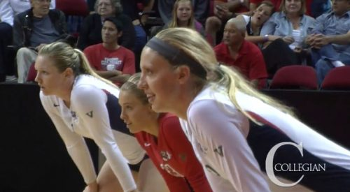 Volleyball: Bulldogs fall to Broncos article thumbnail mt-3