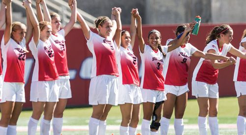 Soccer: 'Dogs continue winning streak with two home wins article thumbnail mt-3