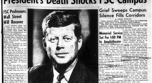 50th anniversary of John F. Kennedy assassination  article thumbnail mt-2