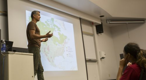 Gray wolf lecture promotes animal's protection article thumbnail mt-3