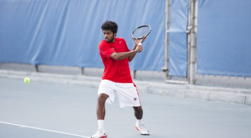 Tennis: 'Dogs finish season strong, will host conference tournament article thumbnail mt-3
