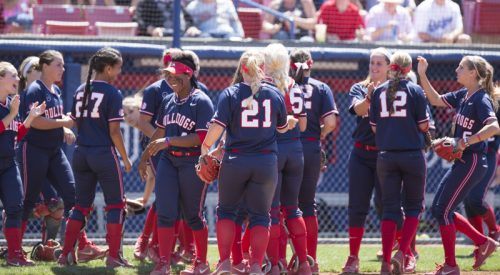 Softball: 'Dogs round up Rebels article thumbnail mt-3