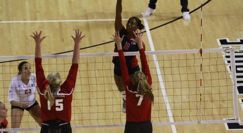 Volleyball: 'Dogs finish season-opening tournament article thumbnail mt-3