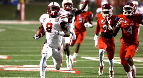 Football: Huskers spoil home opener, 'Dogs fall to 0-3 article thumbnail mt-3
