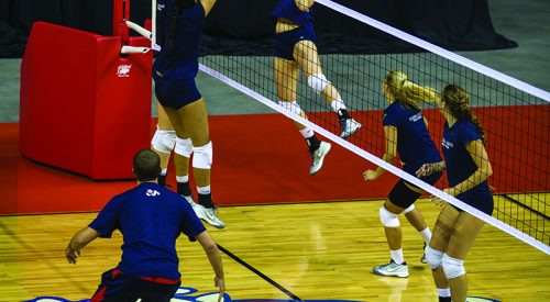 Volleyball: 'Dogs head up north article thumbnail mt-3