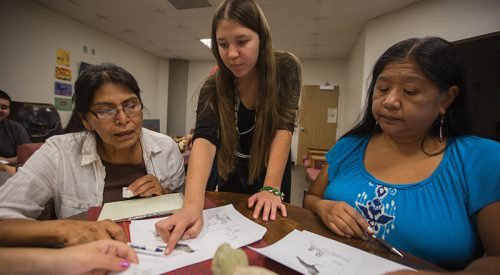 Chukchansi course at Fresno State an effort toward preserving language article thumbnail mt-3
