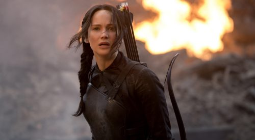 Movie review: 'Mockingjay – Part 1' Jennifer Lawrence takes flight article thumbnail mt-3