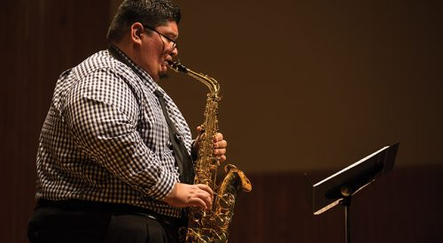 Saxophone Studio offers chance to show skills article thumbnail mt-3