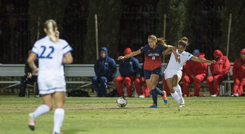Soccer: 'Dogs open new home field; drop season finale article thumbnail mt-3