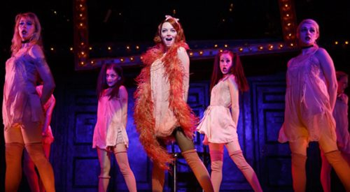 Student actors take on rendition of Broadway musical 'Cabaret' article thumbnail mt-3