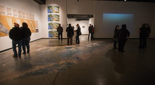 'Water in Crisis' exhibition illustrates California drought article thumbnail mt-3