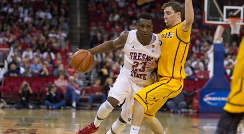 Men's Basketball: 'Dogs fall to Wyoming in triple-OT classic article thumbnail mt-3